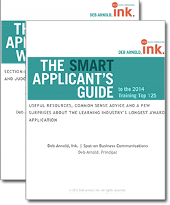 ASTD BEST Smart Applicants Guide and Workboook